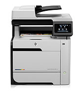 HP LaserJet Pro 400 color MFP M475dw - HP LaserJet MFP and All-in-One Products