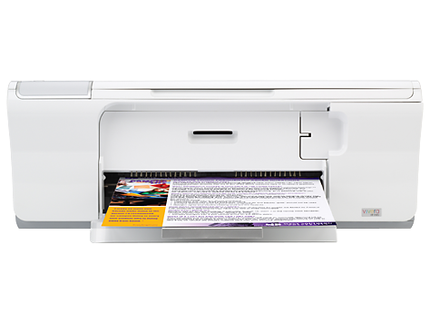 HP Deskjet F4200 All-in-One Printer series
