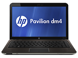 HP Pavilion dm4-2165dx Entertainment Notebook PC