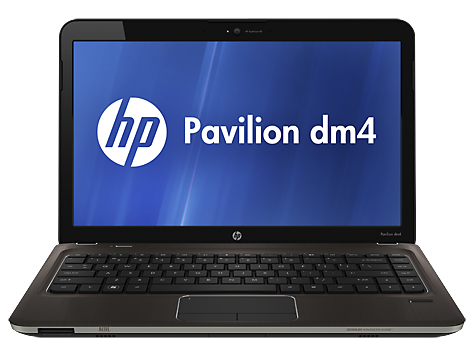 PC notebook HP Pavilion dm4-2055br para entretenimento