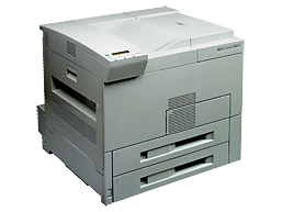 HP LaserJet 8100 Multifunction Printer