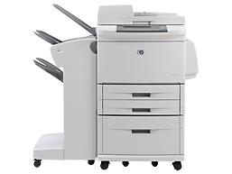 HP LaserJet 9040/9050 Multifunction Printer series