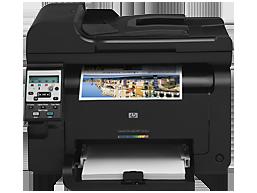 Цветное МФУ HP LaserJet Pro 100 M175nw