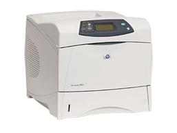 HP LaserJet 4350 Printer series