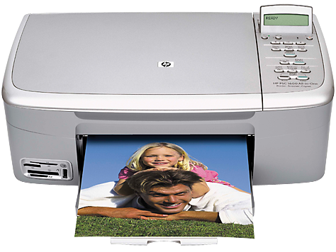 HP PSC 1610v All-in-One Printer