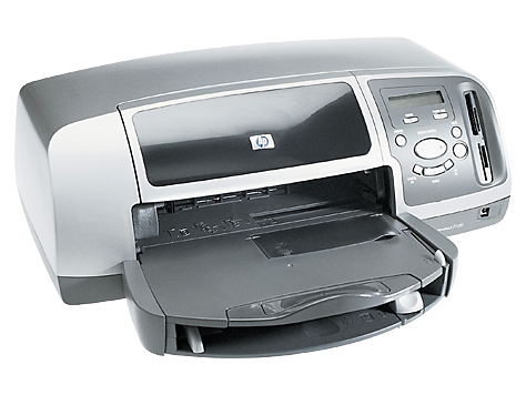 HP Photosmart 7350 Printer series