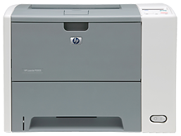 HP LaserJet P3005 Printer series