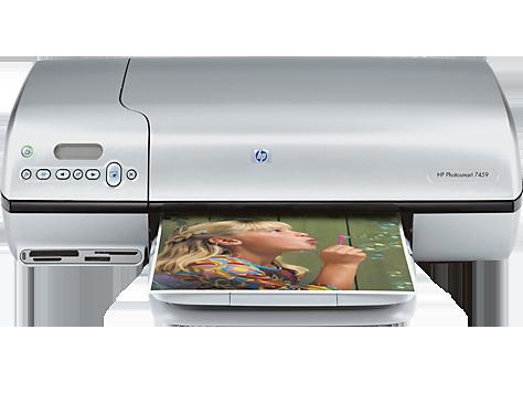 HP Photosmart 7400 Printer series