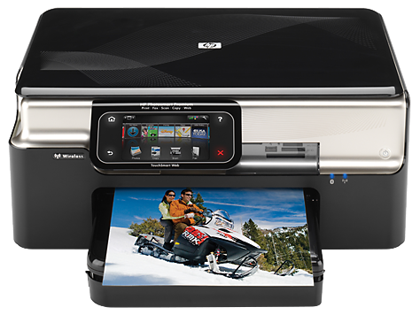 HP Photosmart Premium TouchSmart Web All-in-One Printer series - C309