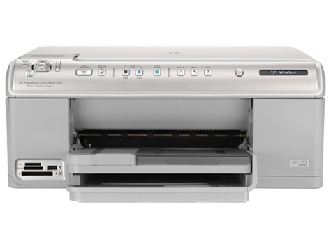 HP Photosmart C6300 All-in-One Printer series