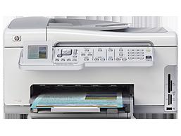 HP Photosmart C6150 All-in-One Printer