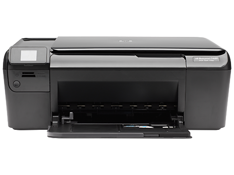 HP Photosmart C4680 All-in-One-Drucker