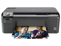 HP Photosmart C4635 All-in-One Printer