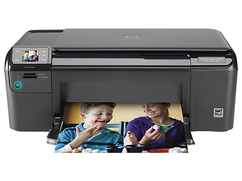 HP Photosmart C4600 All-in-One Printer series