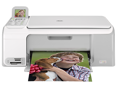 HP Photosmart C4100 All-in-One Printer series