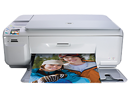 HP Photosmart C4580 All-in-One-Drucker
