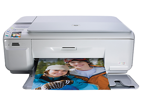 HP Photosmart C4580 alles-in-één printer