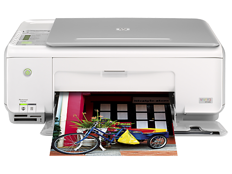 HP Photosmart C3180 All-in-One-Drucker