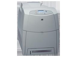HP Color LaserJet 4600 Printer series