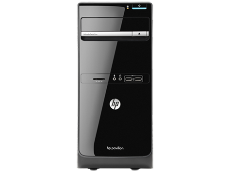 HP Pavilion p6-2182l Desktop PC