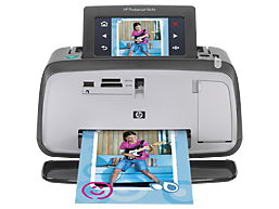 HP Photosmart A646 Compact Photo Printer