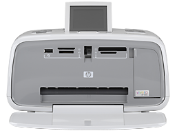 HP Photosmart A618 Compact Photo Printer