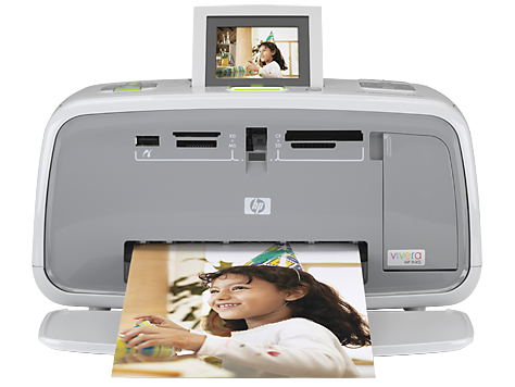 HP Photosmart A616 Compact Photo Printer