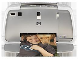 Impresora fotográfica portátil A430 A432 HP Photosmart