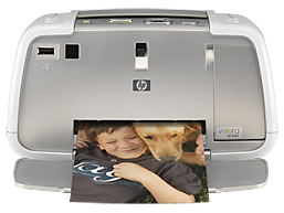 Impressora fotográfica portátil HP Photosmart A430 A432