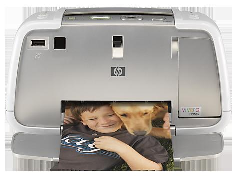 Impresora de fotografía portátil HP Photosmart A430/A432