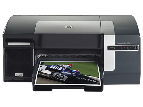 HP Officejet Pro K550 Color Printer series