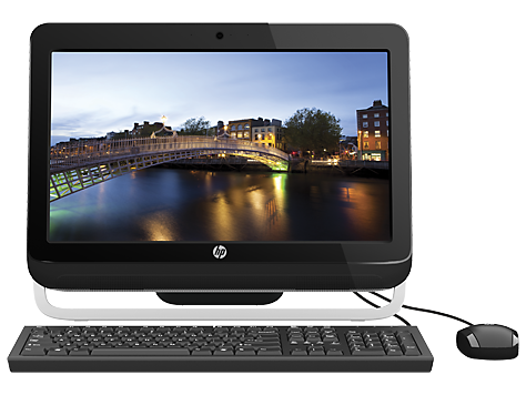 HP Omni 120-2100 Desktop PC series