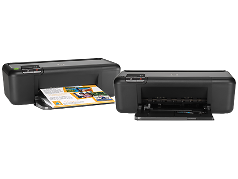 HP Deskjet D2600 Printer series