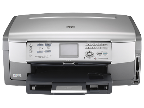 HP Photosmart 3210xi All-in-One Printer