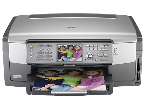 HP Photosmart 3300 All-in-One Printer series