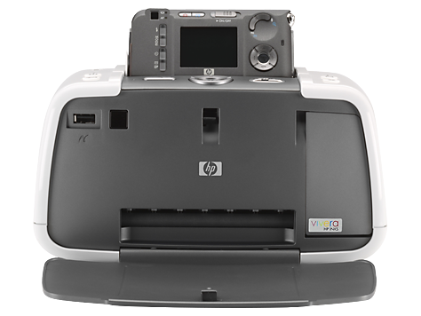 HP Photosmart 420 Portable Photo Studio Printer