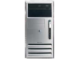 HP Compaq dx7300 Microtower PC