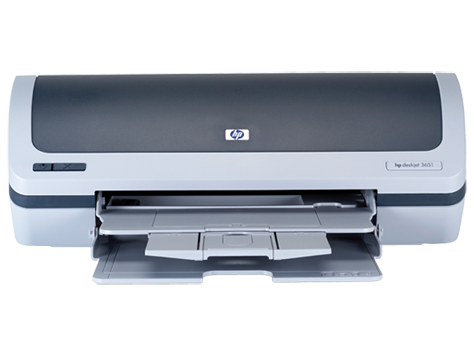 HP Deskjet 3600 Printer series