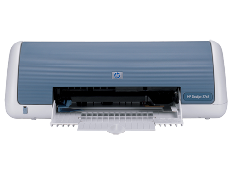 HP Deskjet 3747 Color Inkjet Printer