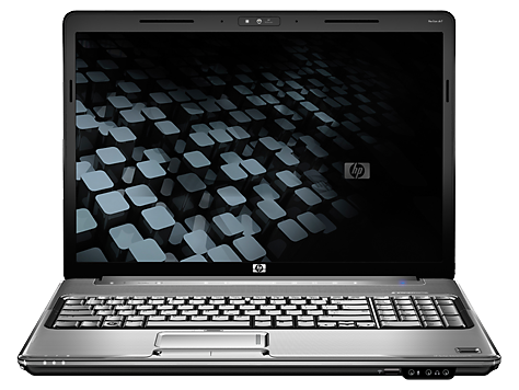 HP Pavilion dv7-1243cl Entertainment Notebook PC