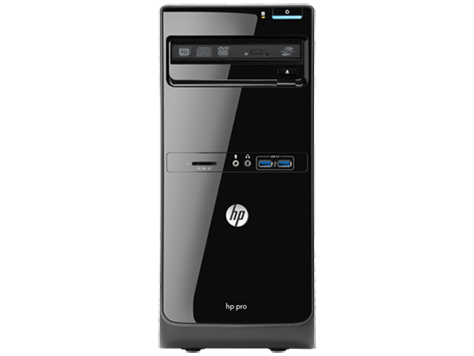 HP Pro 3400 Microtower PC (ENERGY STAR)