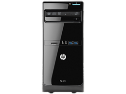 HP Pro 3500 Base Model Microtower PC