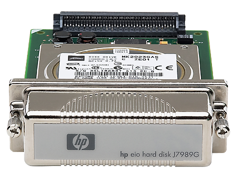 HP High Performance Serial ATA Hard Disk