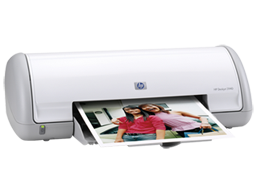 HP Deskjet 3940 Color Inkjet Printer
