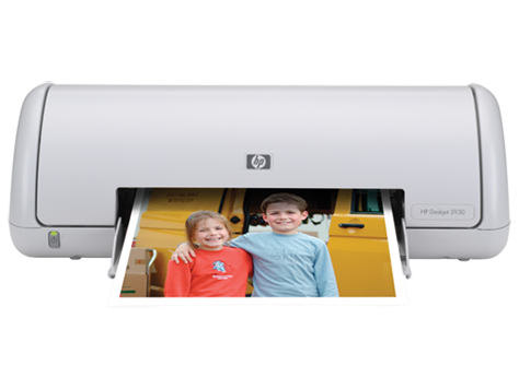 HP Deskjet 3930 Printer series