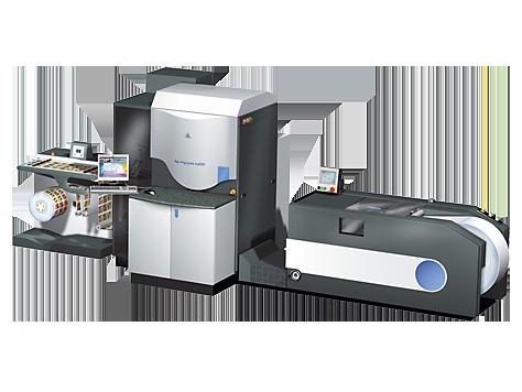 数码印刷机_hp indigo ws4500 数字印刷机