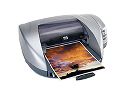 Drukarka HP Deskjet 5550 Color Inkjet