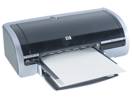 Stampante Color Inkjet HP Deskjet 5850