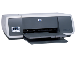 HP Deskjet 5740 Color Inkjet-Drucker