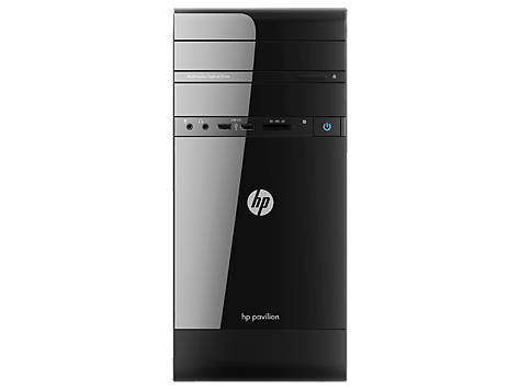 HP Pavilion p2-1231l Desktop PC